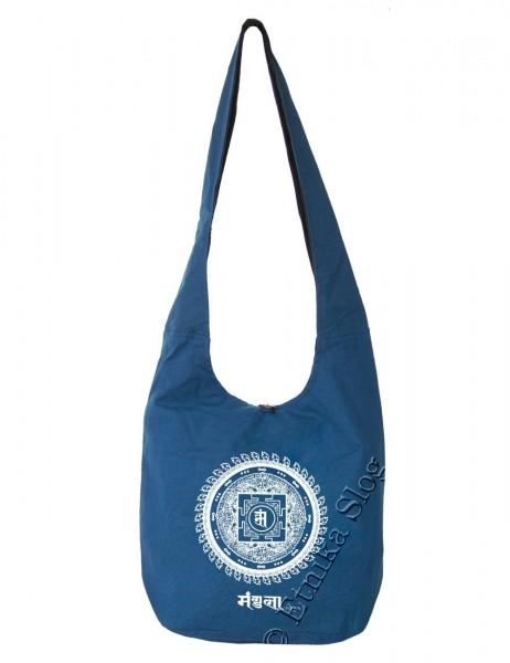 BAG SHOULDER BAG - COTTON PLAIN BS-NE06-03 - Oriente Import S.r.l.
