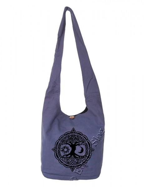 BAG SHOULDER BAG - COTTON PLAIN BS-NE06-11 - Oriente Import S.r.l.