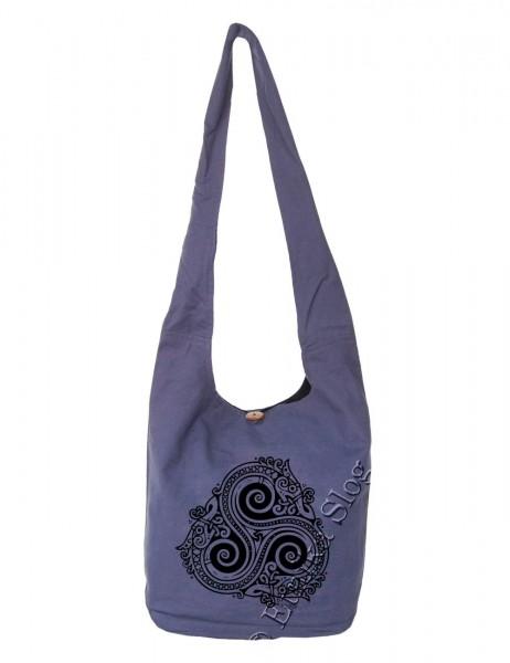 BAG SHOULDER BAG - COTTON PLAIN BS-NE06-21 - Oriente Import S.r.l.