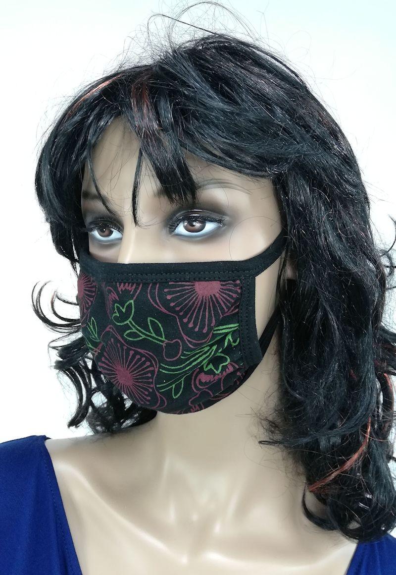 maschera copri bocca