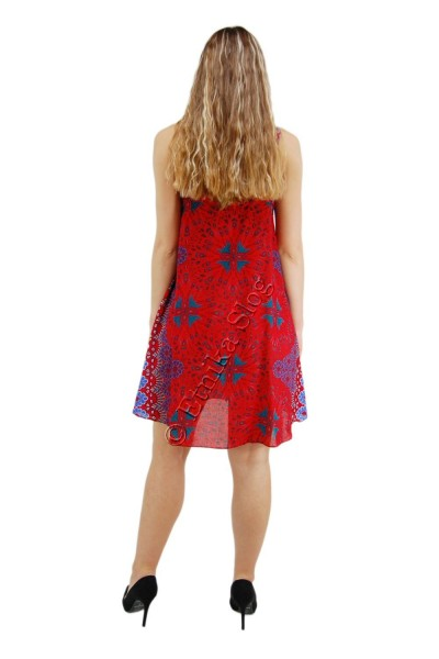 VISCOSE SUMMER DRESSES AB-BCV07CL - Oriente Import S.r.l.