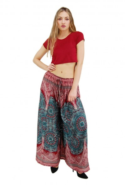 VISCOSE TROUSERS AND SHORTS AB-BCP13CH - Oriente Import S.r.l.