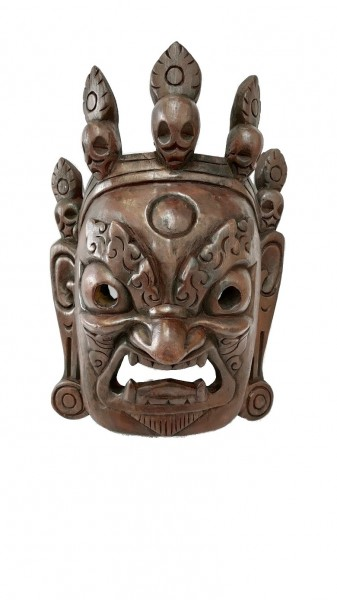DECORATIVE MASKS MAS-LE02-VP2 - Oriente Import S.r.l.