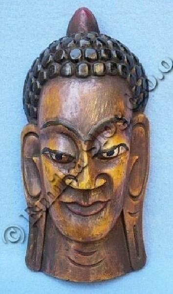 DECORATIVE MASKS MAS-LE03-3 - Oriente Import S.r.l.