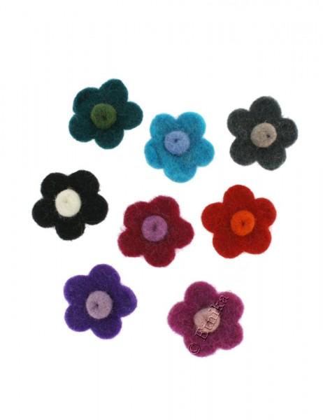 FLOWERS IN FELT LC-FI01 - Oriente Import S.r.l.
