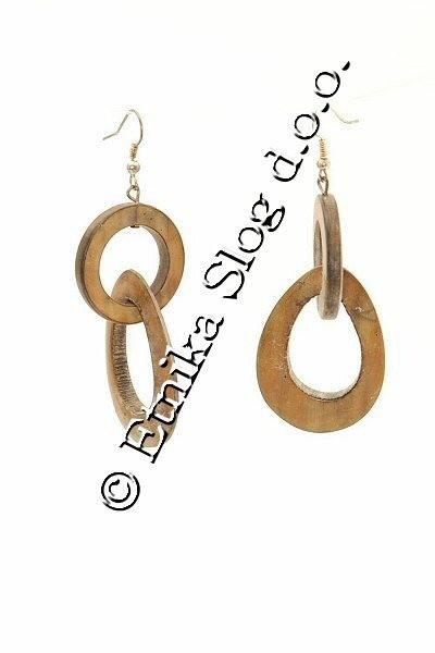 HORN EARRINGS CO-OR06-02 - Oriente Import S.r.l.