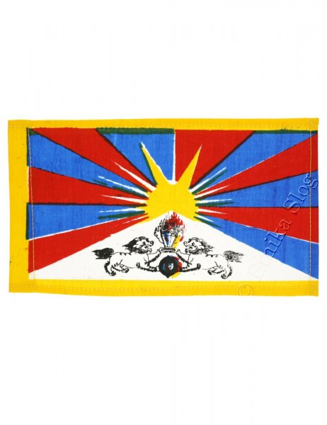TIBETAN FLAGS AND DECORATIVE BANDS OG-BAN01 - Oriente Import S.r.l.
