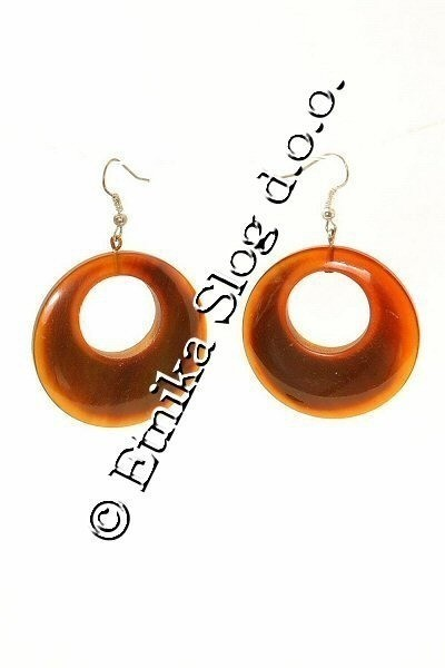 HORN EARRINGS CO-OR07-04 - Oriente Import S.r.l.