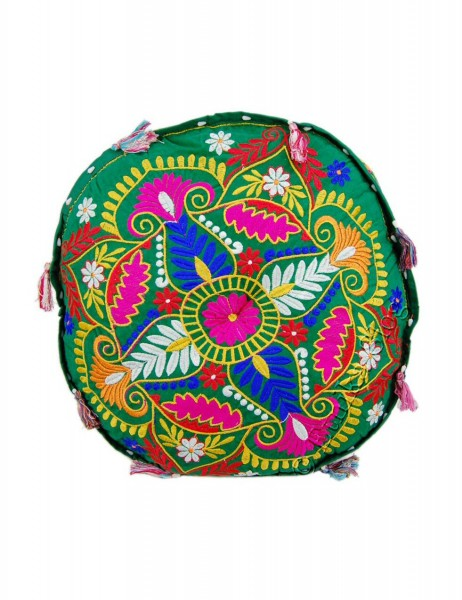 INDIAN PILLOWS POUF CS-INM13-02 - Oriente Import S.r.l.
