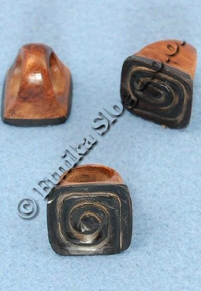 WOOD RINGS LE-ANI01-04 - Oriente Import S.r.l.