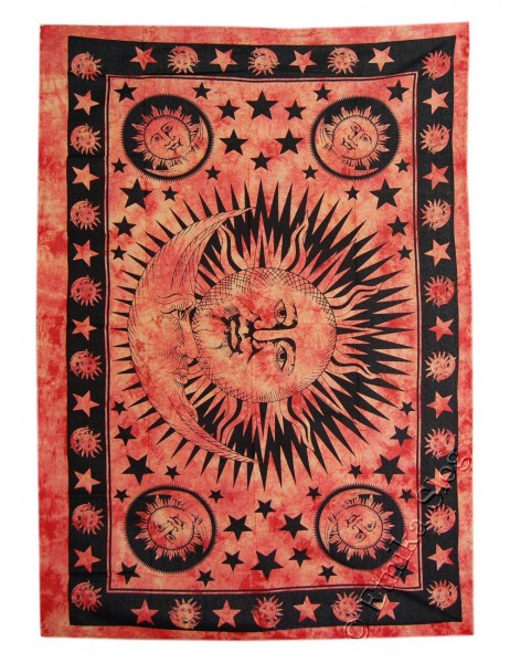 SMALL AND MEDIUM INDIAN BEDSPREADS TI-P01-48 - Oriente Import S.r.l.