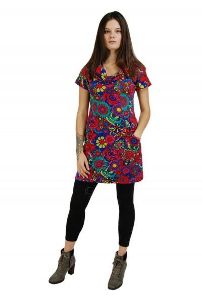 -20% DRESSES - SHORT SLEEVES - SLEEVELESS - AUTUMN/WINTER AB-MIWV06-02 - Oriente Import S.r.l.