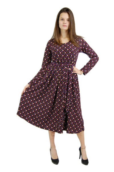 DRESSES - LONG SLEEVES - AUTUMN/WINTER AB-MIWV09-01 - Oriente Import S.r.l.