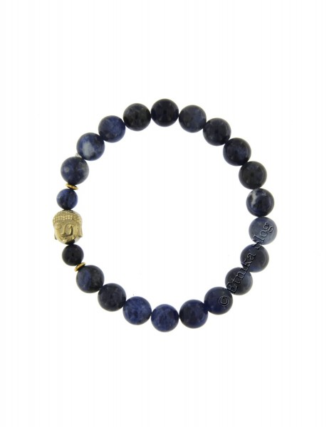 BEADS OF 08 MM - BUDDHA PD-BR12-04 - Oriente Import S.r.l.