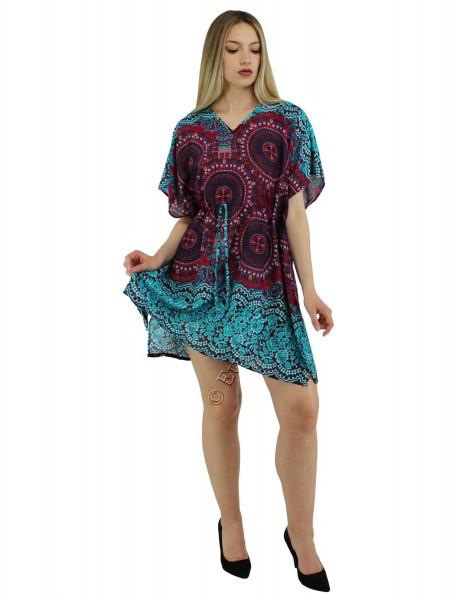 VISCOSE SUMMER DRESSES AB-BCV09DO - com Etnika Slog d.o.o.
