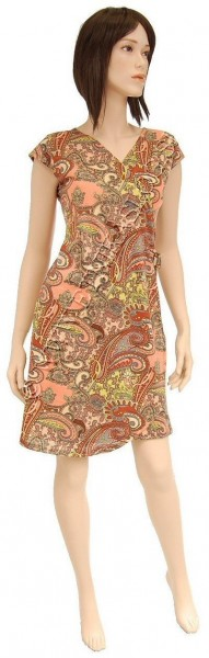 SUMMER SLEEVELESS JERSEY DRESSES AB-MRS260BN - Oriente Import S.r.l.