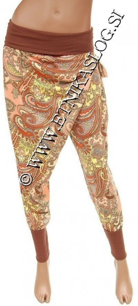 SUMMER JERSEY TROUSERS AB-MRP054BN - Oriente Import S.r.l.