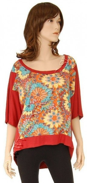 TOPS AND T-SHIRTS AB-MRT187BU - Oriente Import S.r.l.