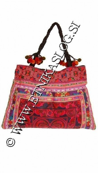 EMBROIDERED SHOULDER BAGS BS-THD12 - Oriente Import S.r.l.