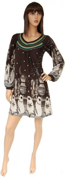 DRESSES - LONG SLEEVES - AUTUMN/WINTER AB-MRW060AU - com Etnika Slog d.o.o.
