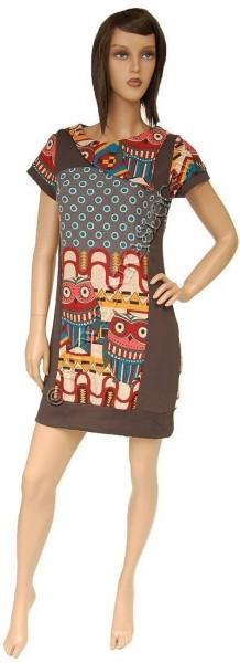 DRESSES - SHORT SLEEVES - SLEEVELESS - AUTUMN/WINTER AB-MRW150AZ - Oriente Import S.r.l.