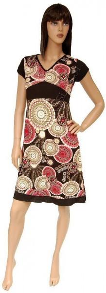 DRESSES - SHORT SLEEVES - SLEEVELESS - AUTUMN/WINTER AB-MRW214AY - Oriente Import S.r.l.