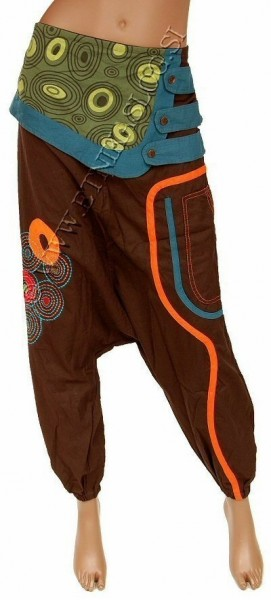 ALL SEASONS COTTON TROUSERS AB-BWP03-MA - Oriente Import S.r.l.