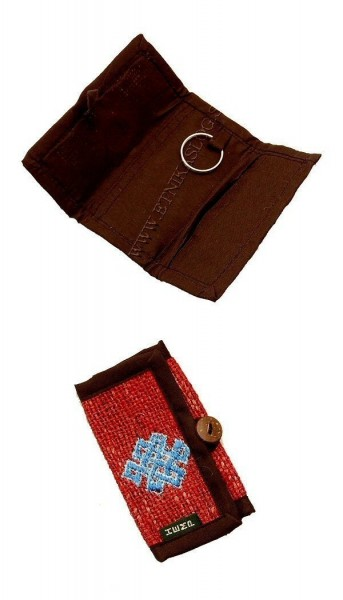 HEMP WALLETS, COIN PURSES CNP-PC01 - Oriente Import S.r.l.