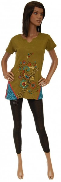 TOPS WITH EMBROIDERY AB-BST07-VM - Oriente Import S.r.l.