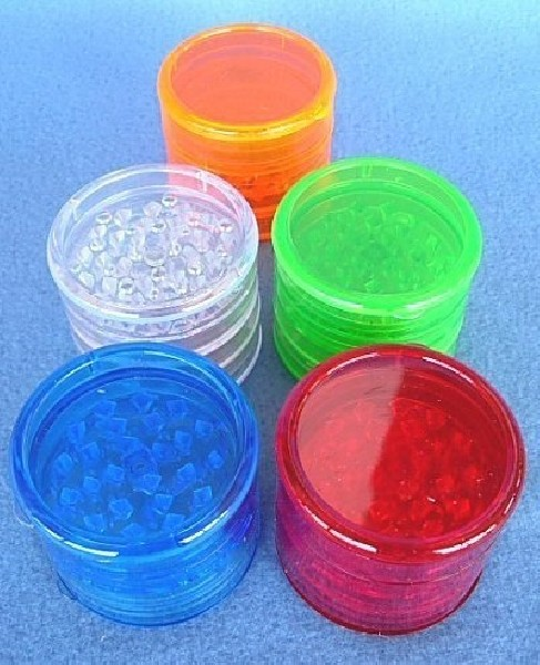 GRINDER IN PLASTICA AF-GRP03 - Oriente Import S.r.l.