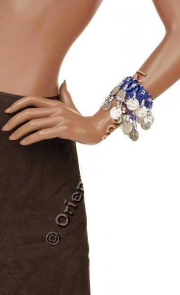 BELLY DANCE COSTUME JEWELRY DV-BR03-01 - Oriente Import S.r.l.