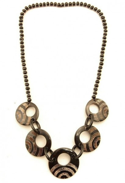 HORN NECKLACES CO-CL23-03 - Oriente Import S.r.l.