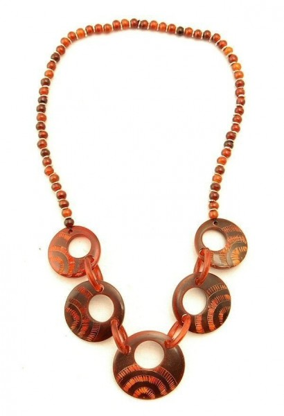 HORN NECKLACES CO-CL23-02 - Oriente Import S.r.l.