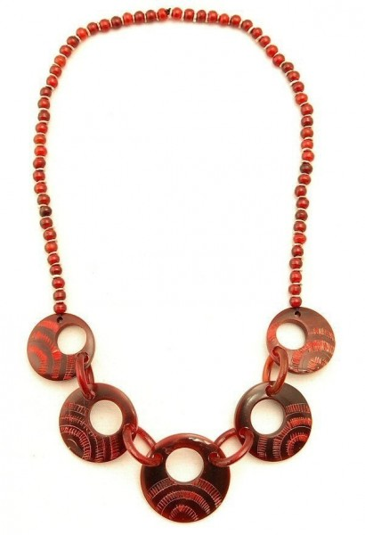 HORN NECKLACES CO-CL23-01 - Oriente Import S.r.l.