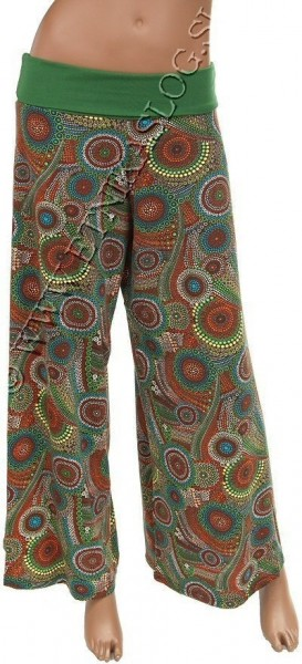 COTTON AND ELASTANE TROUSERS AB-BPS03A - Oriente Import S.r.l.