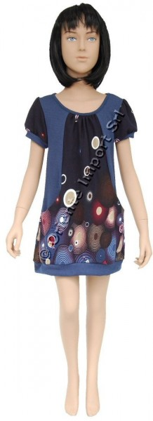 JERSEY KID'S DRESSES AB-CD040C - Oriente Import S.r.l.