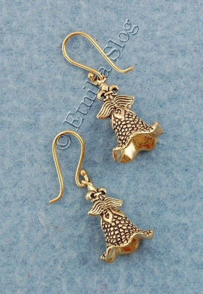 EARRINGS - METAL MB-OR27-01 - Oriente Import S.r.l.