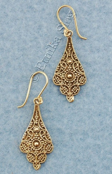 EARRINGS - METAL MB-OR27-06 - Oriente Import S.r.l.
