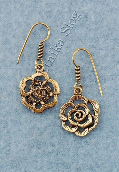 EARRINGS - METAL MB-OR25-03 - Oriente Import S.r.l.