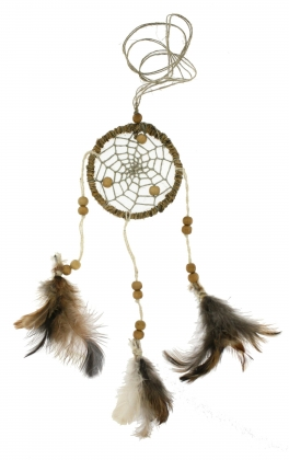 DREAMCATCHER IN HEMP