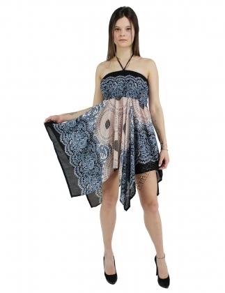 VISCOSE SUMMER DRESSES