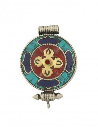 TIBETAN COSTUME JEWELRY