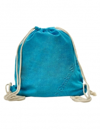 UNICOLOR BAGGY BACKPACKS