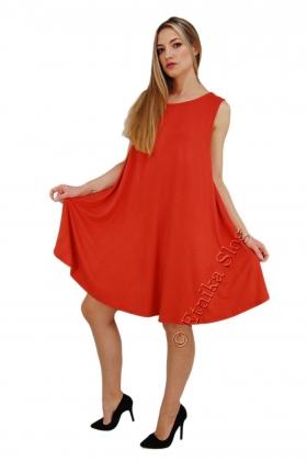 UNICOLOR JERSEY SUMMER DRESSES