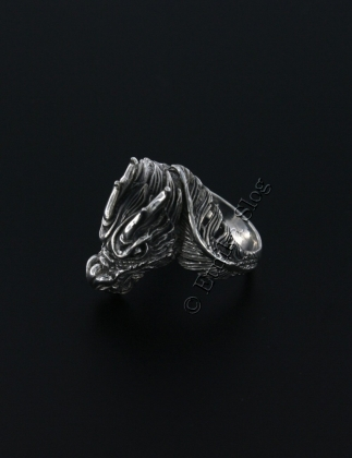 WROUGHT SILVER RINGS