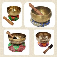 🕉🕉 Singing bowls are used for religious purposes, music making and meditation, as well as for relaxation and personal well-being. 🕉 🕉On our web shop, you can find a wide range of singing bowls. If you have special wishes about them, you can contact us and we will find the perfect singing bowl for you!Have a look on our webiste: https://www.etnikaslog.com/en/84-tibetan-singing-bowls